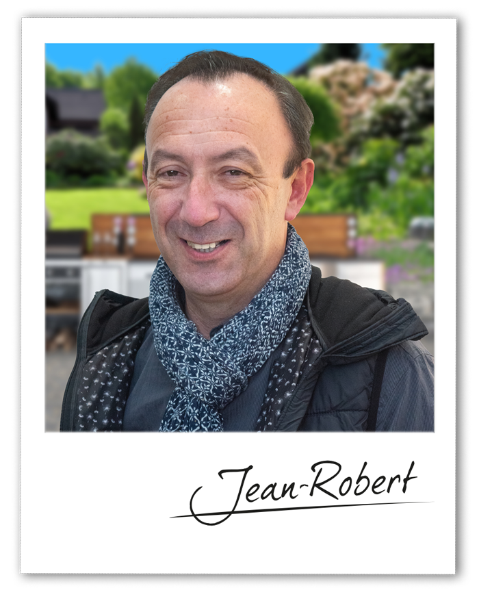 JEAN-ROBERT- ASSIST GARDEN