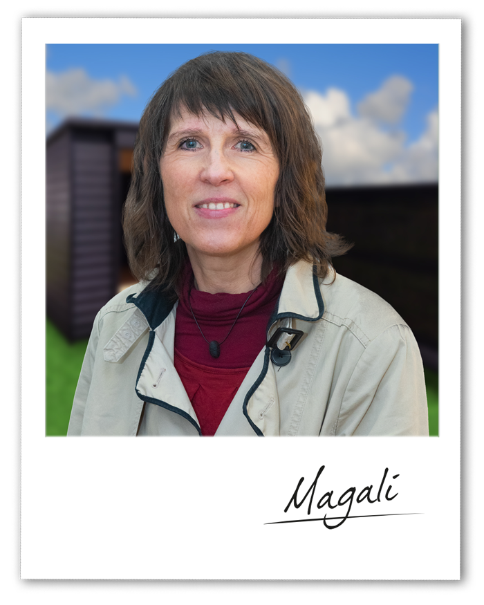 MAGALI - ASSIST GARDEN