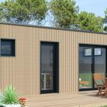 Studio de jardin ossature bois La Baule Guérande Pornichet